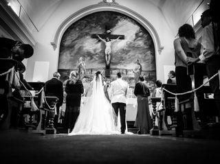 El casamiento de Florencia y Diego 3