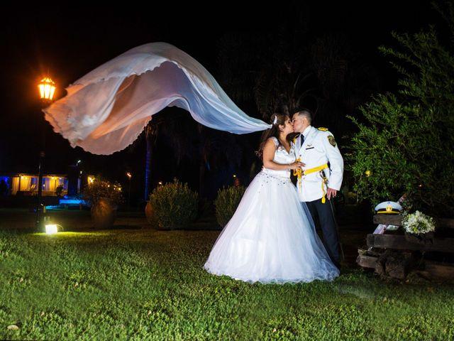 El casamiento de Florencia y Diego