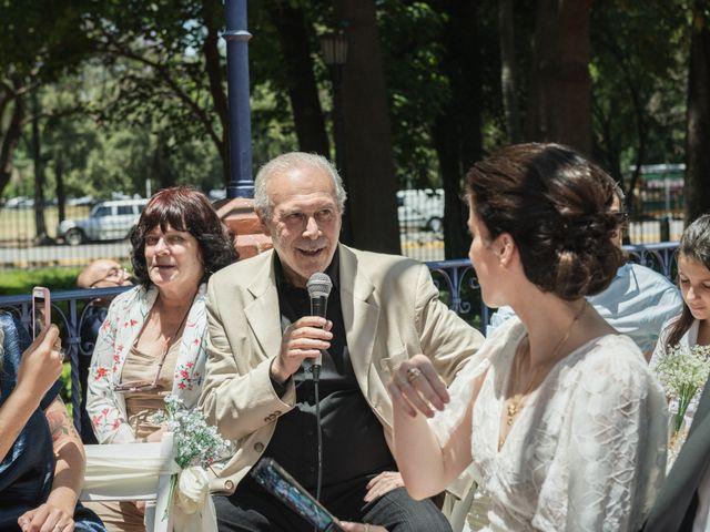 El casamiento de Maxi y Naty en Palermo, Salta 11