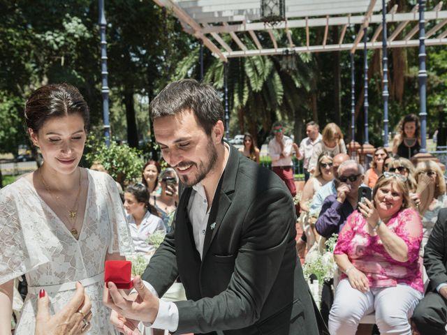 El casamiento de Maxi y Naty en Palermo, Salta 14