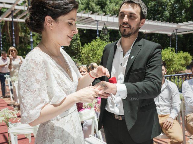El casamiento de Maxi y Naty en Palermo, Salta 15