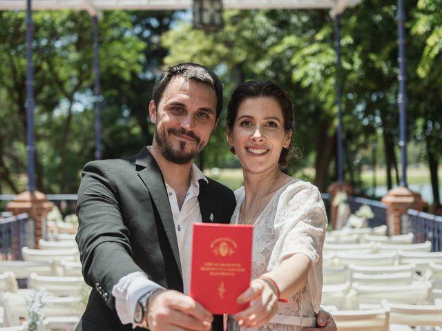 El casamiento de Maxi y Naty en Palermo, Salta 18