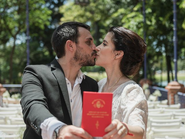 El casamiento de Maxi y Naty en Palermo, Salta 19
