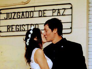El casamiento de Paola y Darío 1