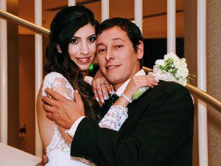 El casamiento de Paola y Darío