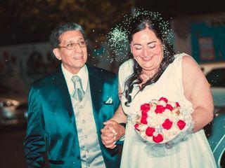 El casamiento de Miriam y Jorge