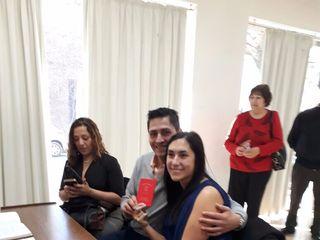 El casamiento de Diego y Mariela 1