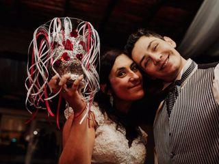 El casamiento de Diego y Mariela
