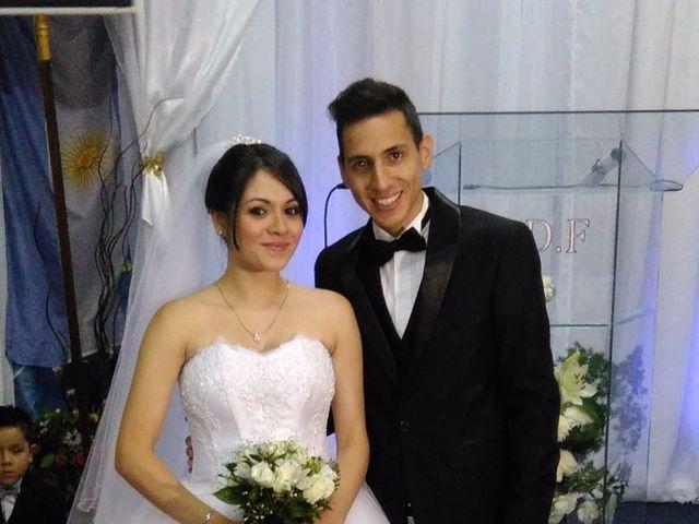El casamiento de Lucia y Braian