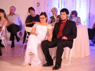 El casamiento de Magalí y Agustín