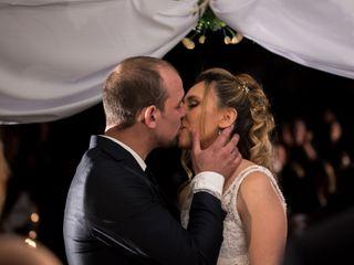 El casamiento de Cintia y Gonzalo