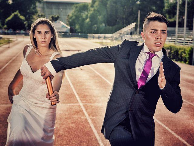 El casamiento de Noelina y Jorge