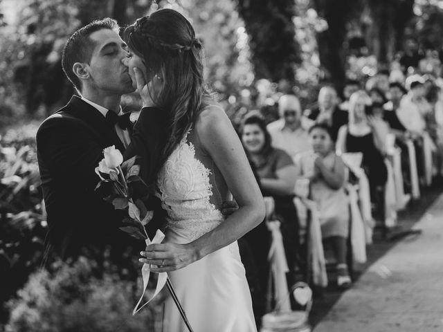 El casamiento de Nati y Fede