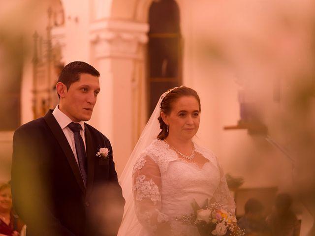 El casamiento de Pamela y Roberto