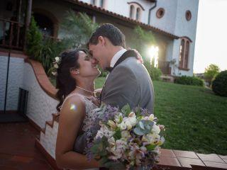 El casamiento de Eliana y Dario