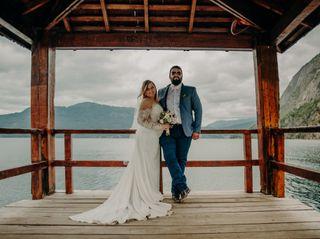 El casamiento de Fiorella y Fernando