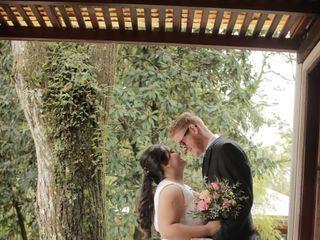 El casamiento de Bryan Mescher y Vanesa Mescher 2