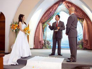 El casamiento de Debora y Guillermo 1