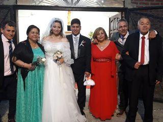 El casamiento de Joaquín  y Jessica González