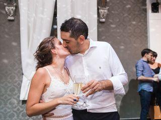 El casamiento de Caro y Sergio