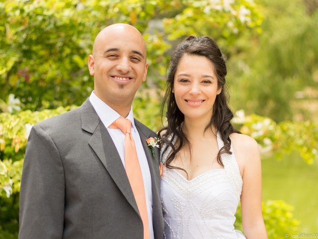 El casamiento de Debora y Guillermo