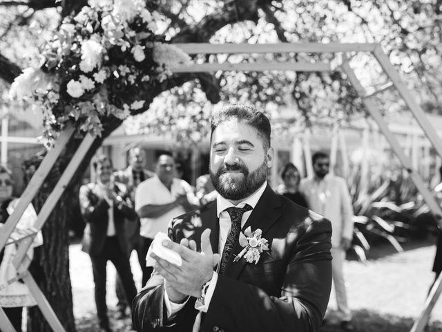 El casamiento de Atenas y David en Funes, Santa Fe 34
