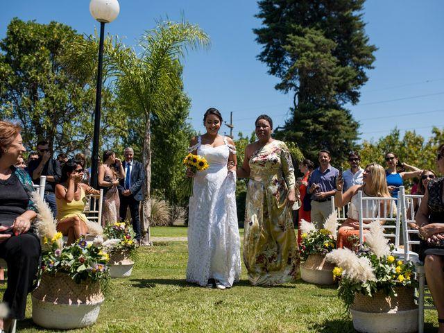 El casamiento de Atenas y David en Funes, Santa Fe 35