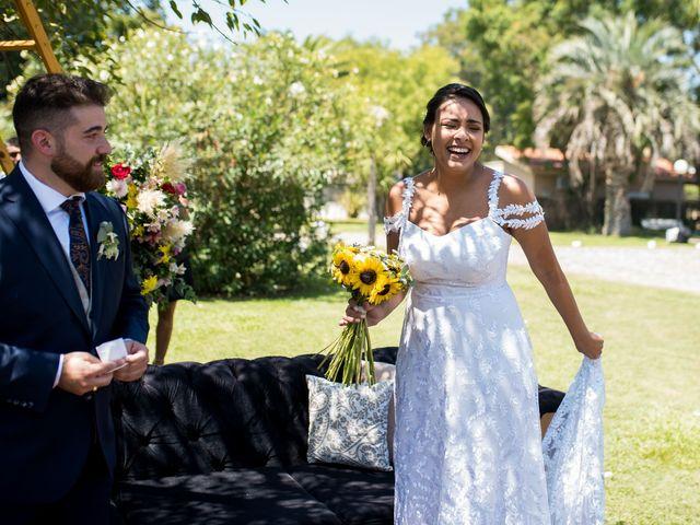 El casamiento de Atenas y David en Funes, Santa Fe 36