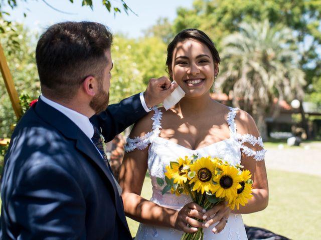 El casamiento de Atenas y David en Funes, Santa Fe 38
