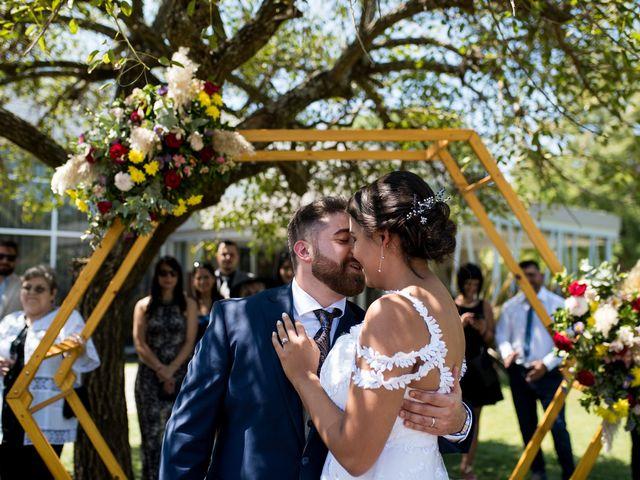 El casamiento de Atenas y David en Funes, Santa Fe 40