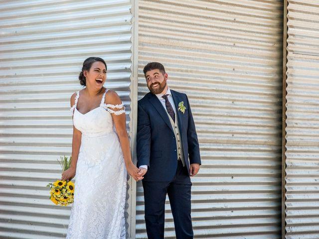 El casamiento de Atenas y David en Funes, Santa Fe 45