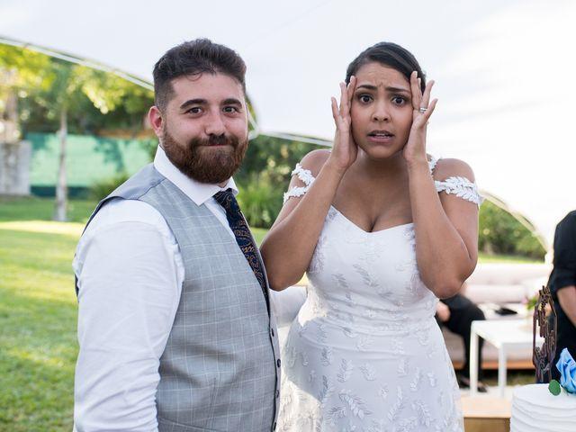 El casamiento de Atenas y David en Funes, Santa Fe 78