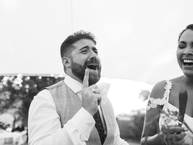 El casamiento de Atenas y David en Funes, Santa Fe 82