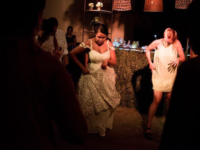 El casamiento de Atenas y David en Funes, Santa Fe 110