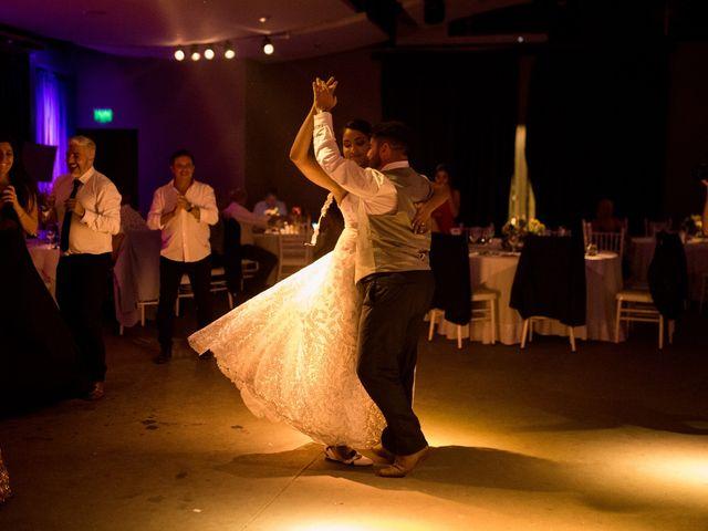 El casamiento de Atenas y David en Funes, Santa Fe 111