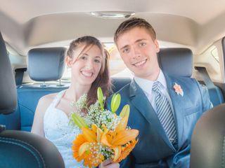 El casamiento de Noelia y Lucas
