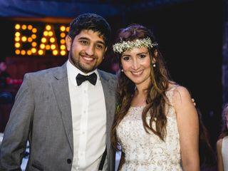 El casamiento de Gaby y Elias