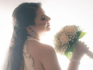 El casamiento de Verónica  y Fabián  1