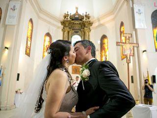 El casamiento de Verónica  y Fabián