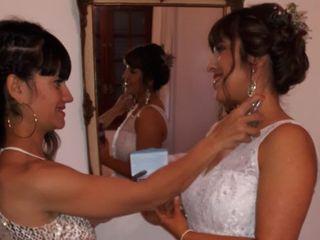 El casamiento de Melina  y Nicolás  1