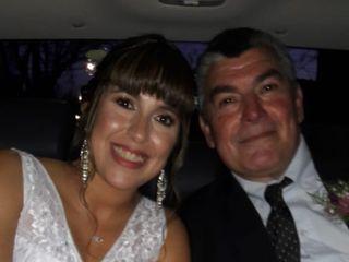 El casamiento de Melina  y Nicolás  2