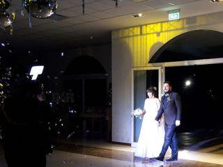 El casamiento de Melina  y Nicolás
