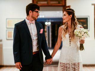 El casamiento de Dafne y Marco