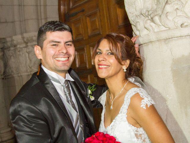 El casamiento de María y Pablo