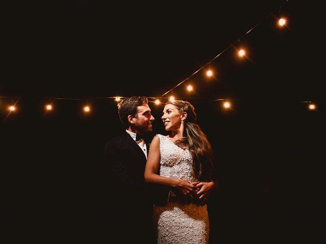 El casamiento de Agustina y Nicolás