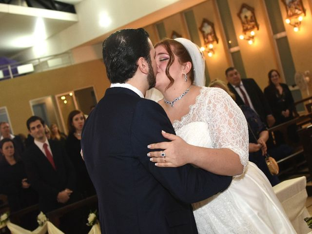 El casamiento de Paula y Diego