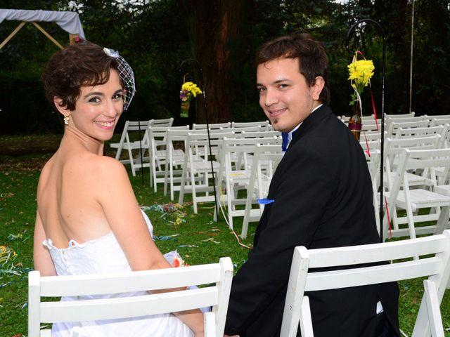 El casamiento de Jimena y Gonzalo