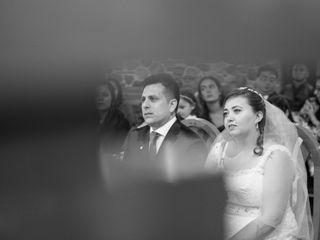 El casamiento de Cintia y Adrian