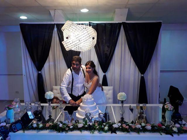 El casamiento de Magali y Sebastián