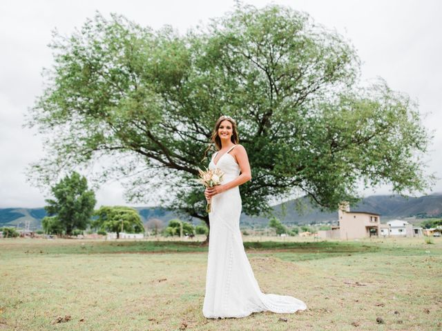 El casamiento de Mauro y Coty en Tafí del Valle, Tucumán 1